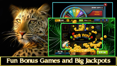 Screenshot 4 Wild Cat Slots Kingdom — Jackpot Casino