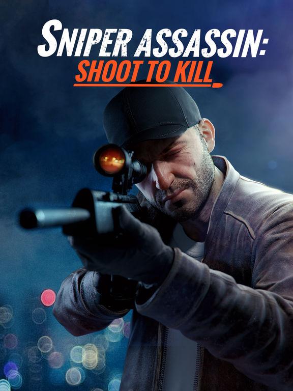 Sniper 3D Assassin: Shoot to Kill Gun Gamescreeshot 5