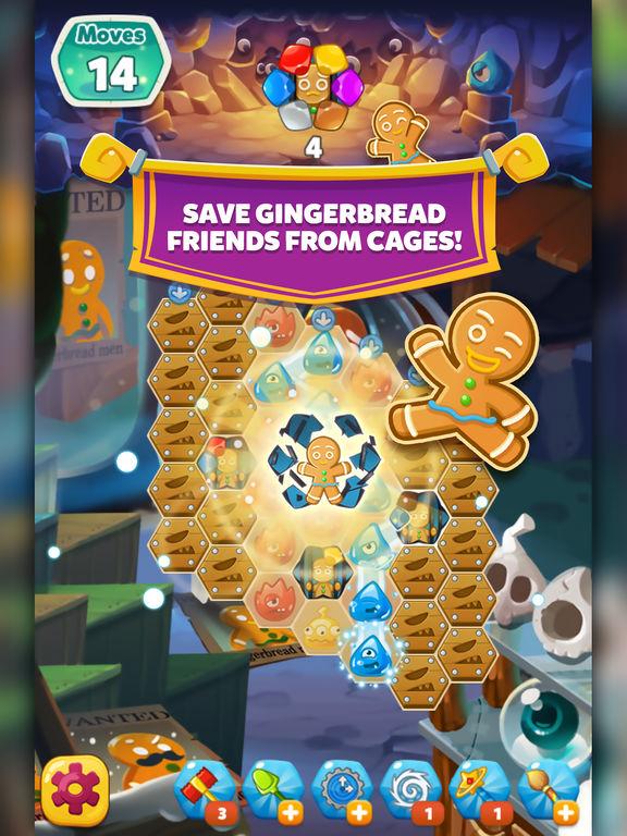 Monster Busters: Ice Slide screenshot 8