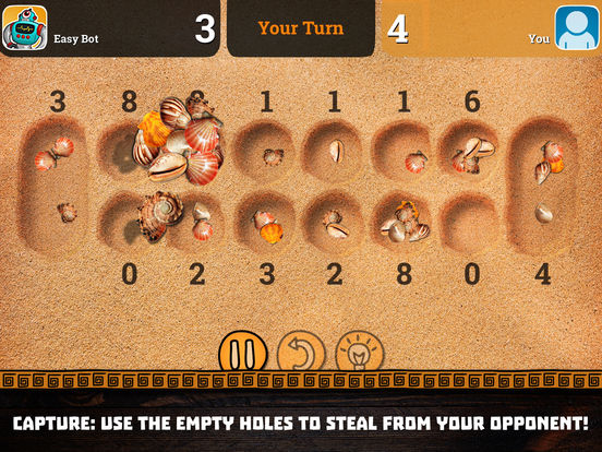 how to play mancala marble game