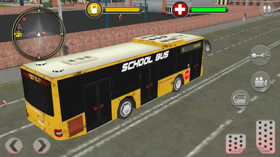 Modern City School Bus screenshot 1