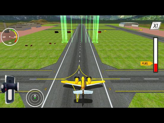 Perfect Airplane Pilot Flight Simulator screenshot 7