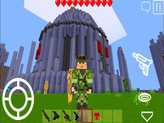 Pixel Block Gun 3D screenshot 9