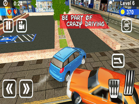 Super Car Parking Adventure Pro screenshot 9