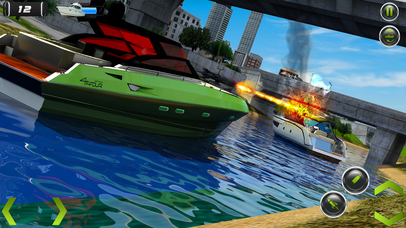 Robot Boat Transform - Pro Screenshot 3