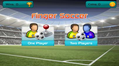 Finger Soccer Game ™ screenshot 2