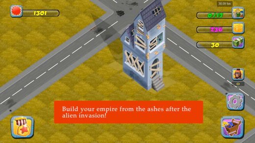 Clash of Aliens: Premium Empire Builder Screenshots