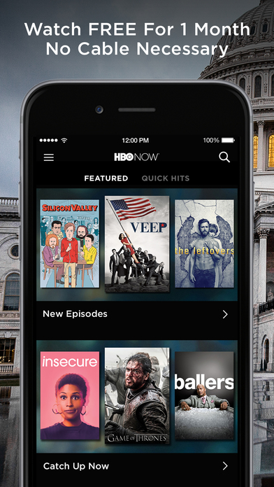 HBO NOW: Stream original series, hit movies & more iPhone