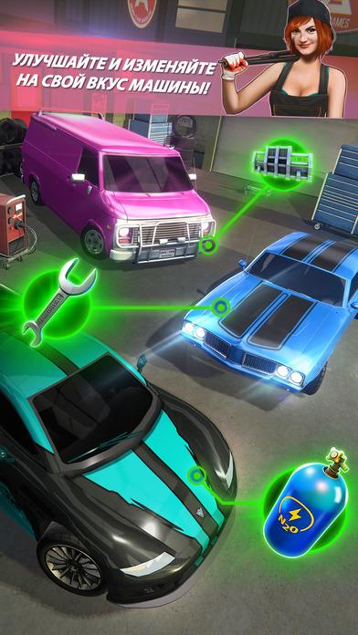 Highway Getaway - полицейские гонки- игры онлайн Скриншоты4