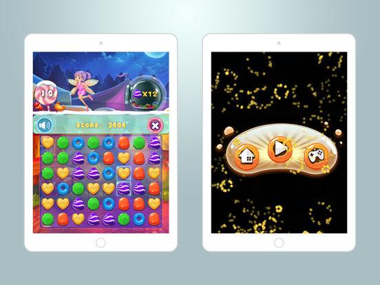 Candy Swap Match 3 Game screenshot 4
