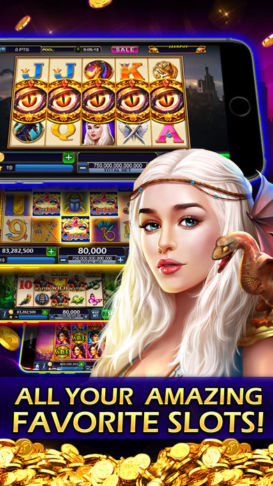 Screenshot 2 Royal Jackpot — Vegas Slot Casino Game