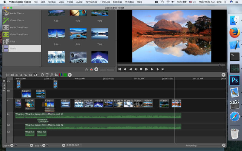 video editor robot dmg cracked for mac free download