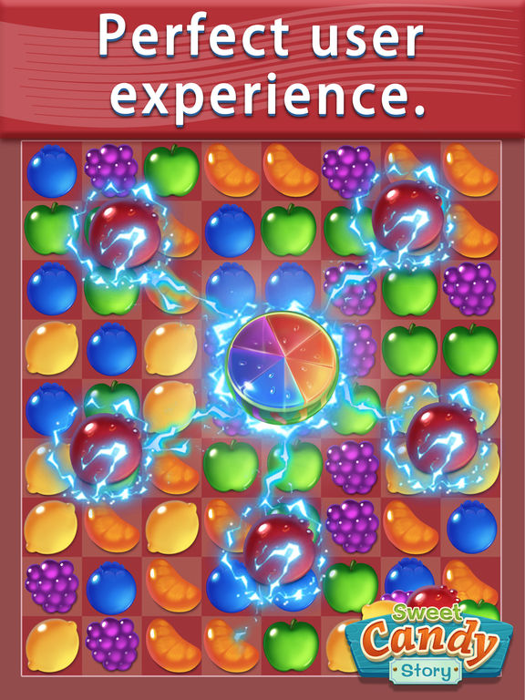 Happy Fruit Blast screenshot 7
