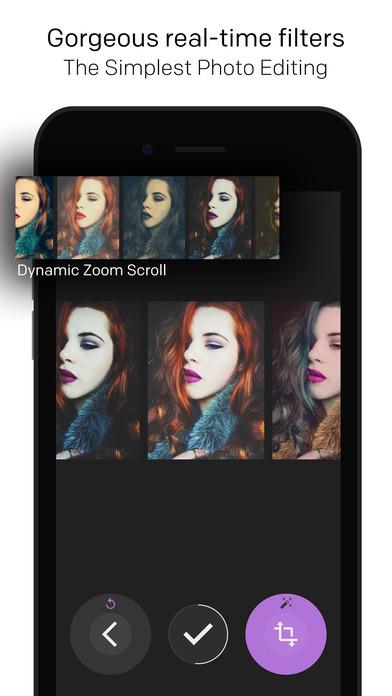 Elie - Intelligent Selfie Camera Assistant Screenshots