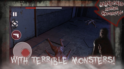 Abandoned Horror Hospital 3D screenshot 2