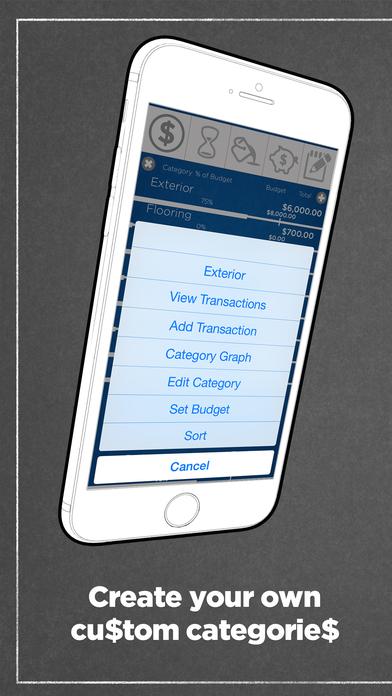 App Shopper Renovation Budget Tracker Finance