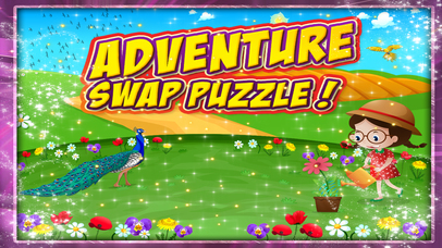 Adventure swap puzzle screenshot 1