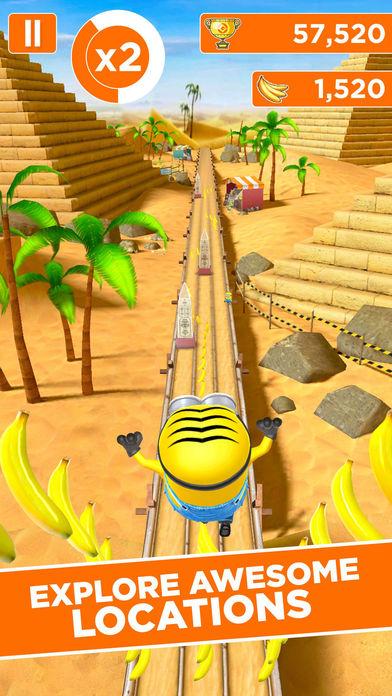 Despicable Me: Minion Rush Screenshots