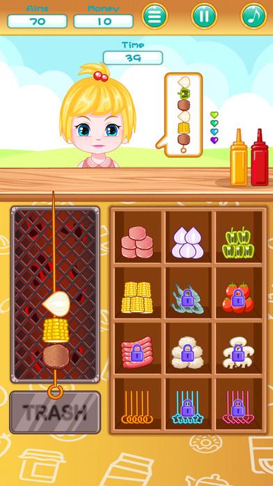 BBQ Restaurant-Cooking Game for Kids (by zhengjing jiang ...