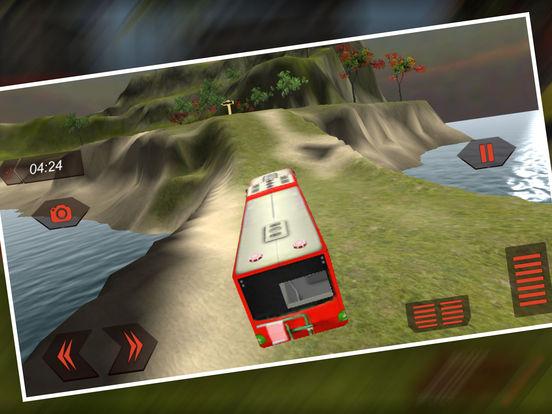 Mountain Tourist Bus 3D screenshot 6
