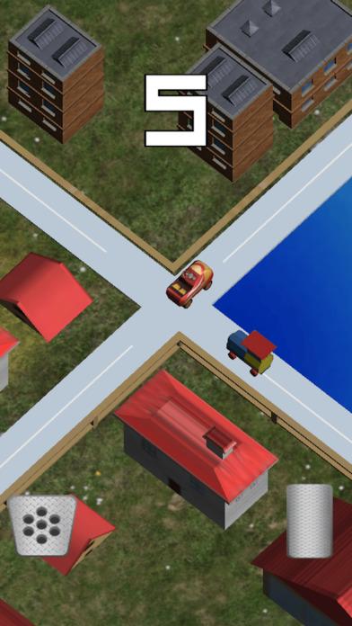 Mini Train Street Rush screenshot 3