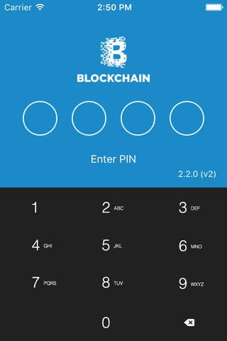 blockchain wallet download app