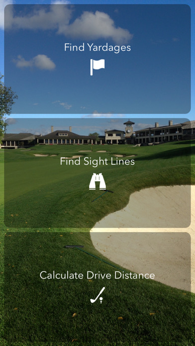 Golf Sight: Slope-Adjusted Rangefinder Screenshots