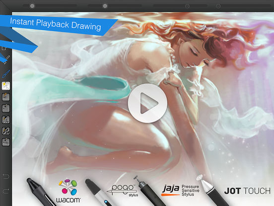 MyBrushes Pro – Paint, Draw and Sketch Screenshot