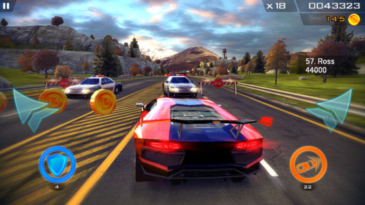 Redline Rush Screenshots