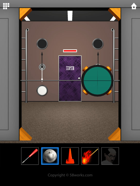 DOOORS 5 - room escape game - для iPad
