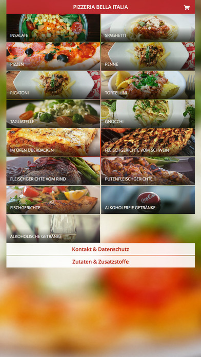 app shopper bella italia griesheim food drink. Black Bedroom Furniture Sets. Home Design Ideas