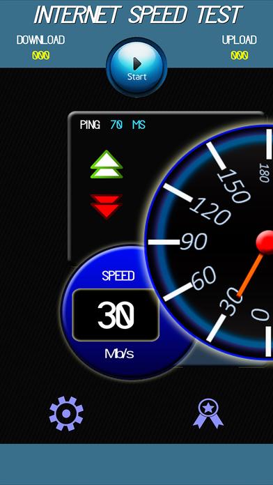 App Shopper: Internet Data Speed Meter and wifi, 3g, 4g ...