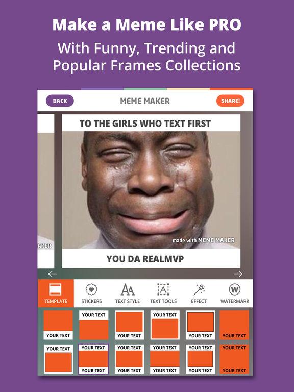 Funny Meme Pictures App : App shopper meme maker generator funny memes