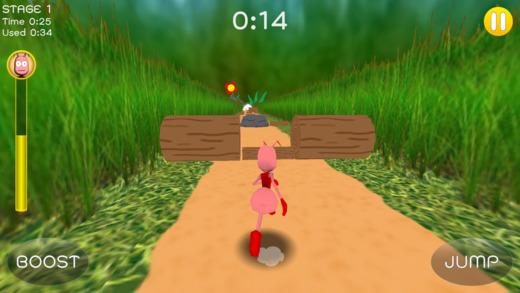 Ant Runner Run! Screenshots
