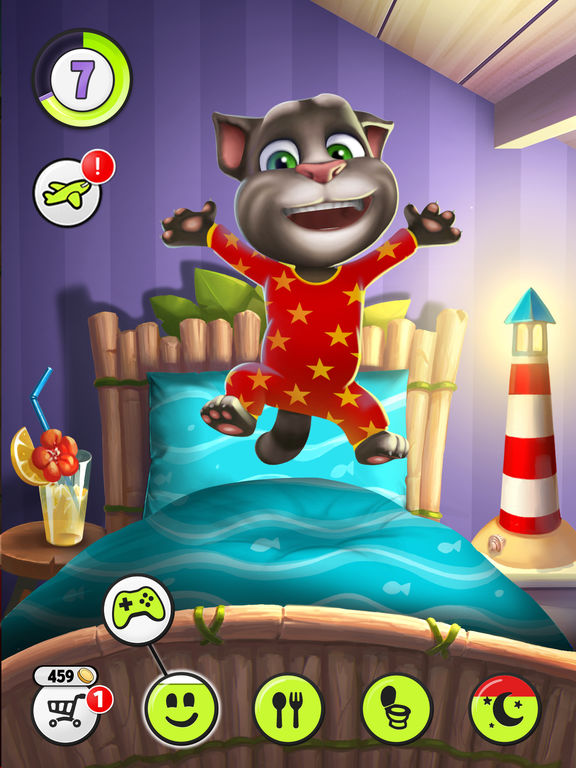 My Talking Tom Screenshots