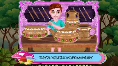 Create Pottery Factory Game screenshot 4