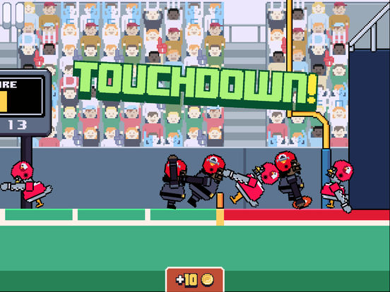 Touchdowners Screenshots