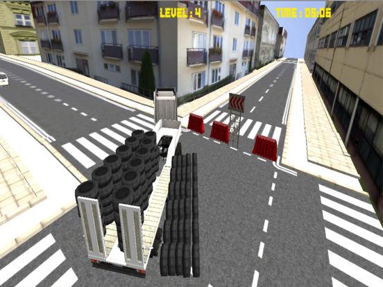 Driver Truck Cargo 3D screenshot 4