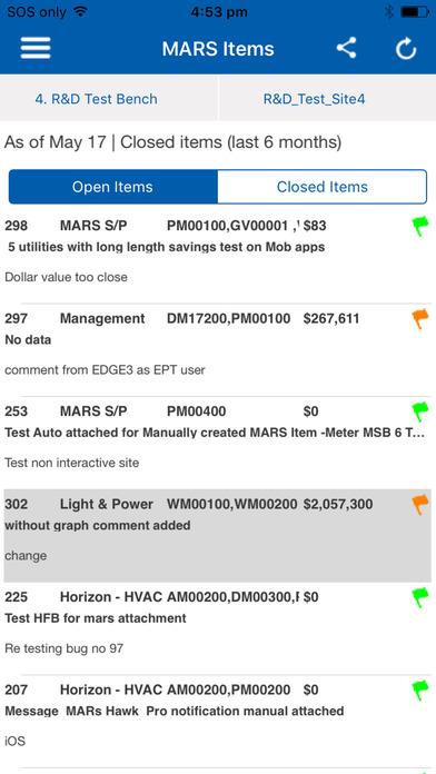 Edge Mobile screenshot 1