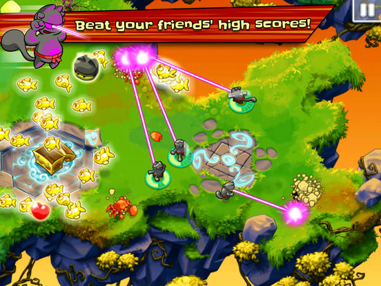 Ninja Hero Cats screenshot 10