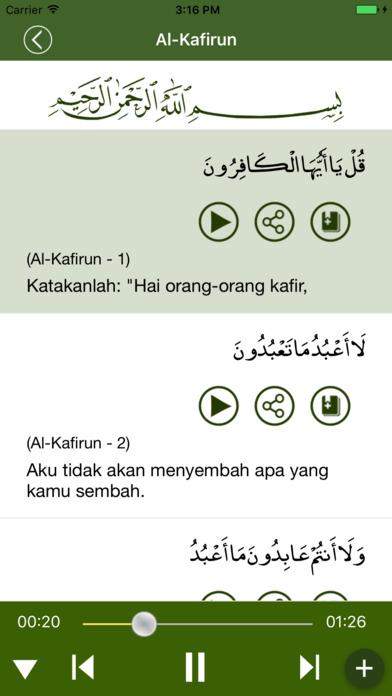 Bacaan Al-Qur an 30 Juz Bahasa Indonesia Dan Terjemahannya