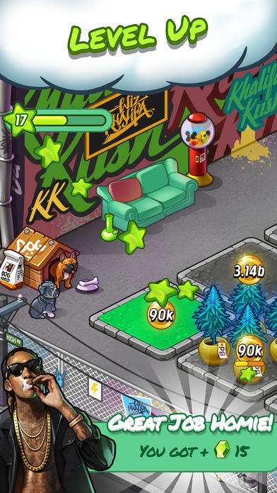 Screenshot #8 for Wiz Khalifa's Weed Farm