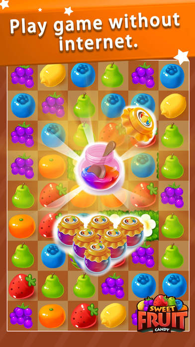 Sweet Jelly Candy screenshot 5