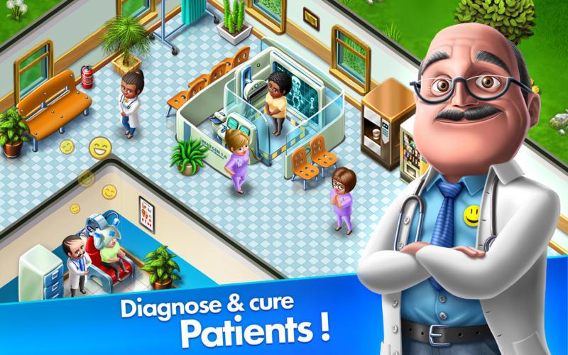 My Hospital Screenshot - 2
