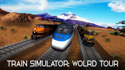 World Trains Simulator Full screenshot 1