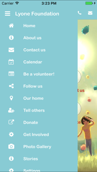 Lyone Foundation app image