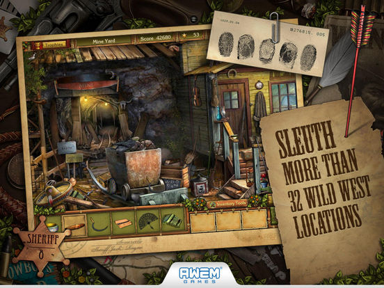 Скачать Golden Trails: Hidden Object Adventure Western