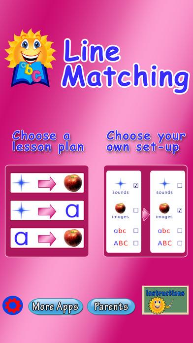 App Shopper Abc Magic Phonics 5 Phonics Line Matching: majic app