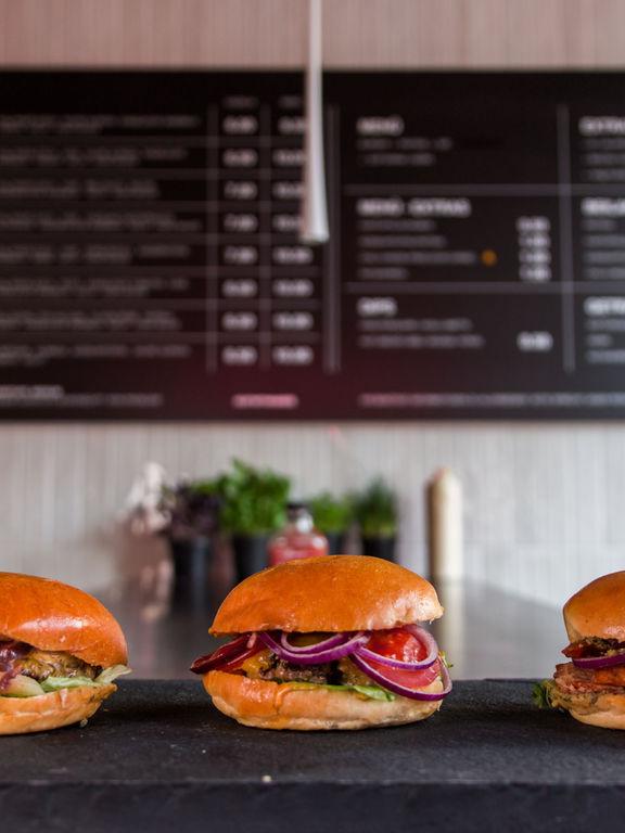 app shopper duke burger hannover food drink. Black Bedroom Furniture Sets. Home Design Ideas