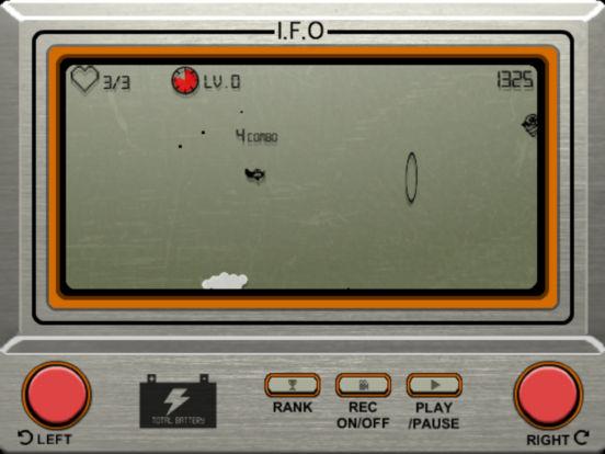 I.F.O iPad Screenshot 2